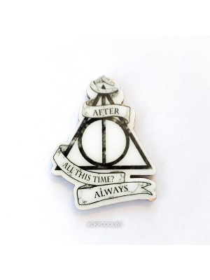 Брошь Дары смерти (Гарри Поттер)