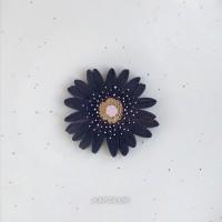 Брошь Ромашка (цветок)