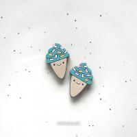 Сережки Мороженки