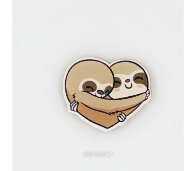 Брошь фан-арт Телефонная будка