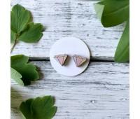 Сережки Алмазики