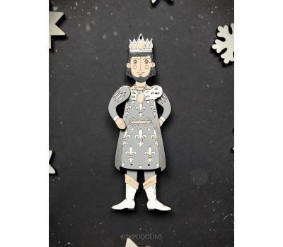 Ёлочная игрушка Принц