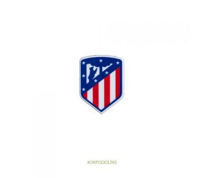 Брошь Футбольный клуб Атлетико Мадрид