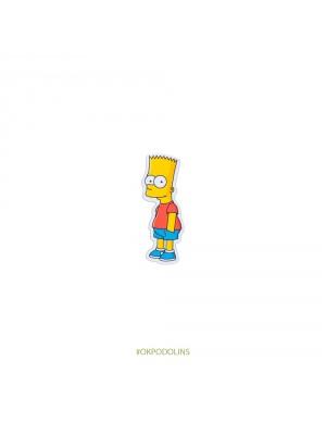 Брошь Барт (Симпсон мальчик)
