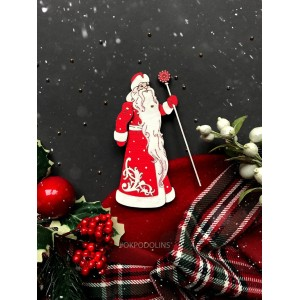 "Елочная игрушка ""Дед Мороз"""