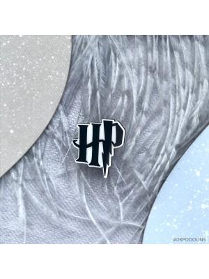 Брошь Знак HP Гарри Поттер Harry Potter