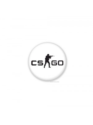 значек - CS-GO (игра CS)