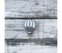 Брошь воздушный шар